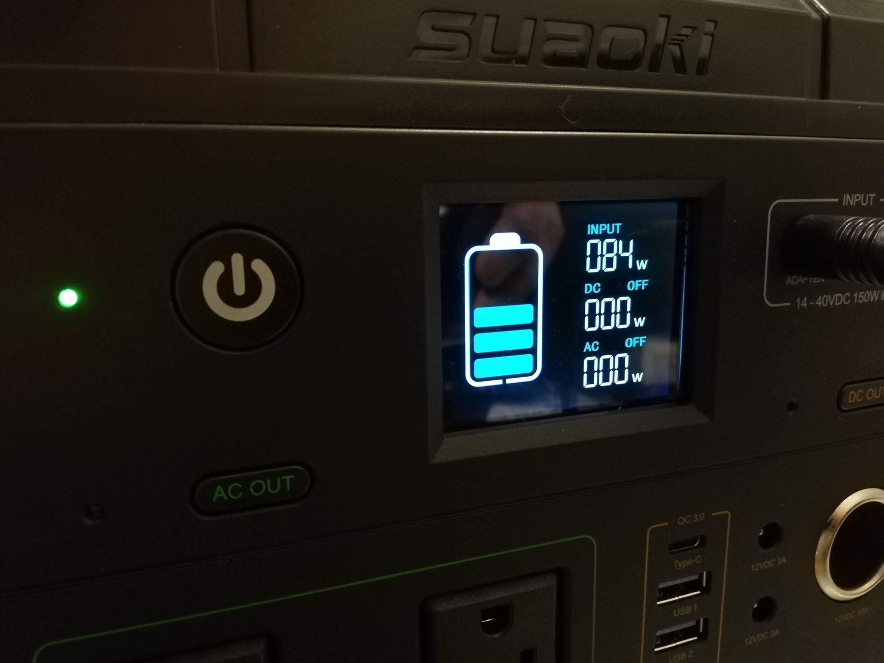 SUAOKI-G500